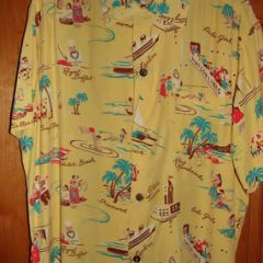 Andrade Hawaiiana Shirt