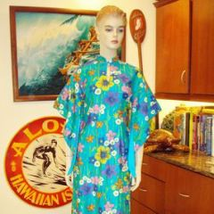 Surfriders Sportswear Mod Asian Dress