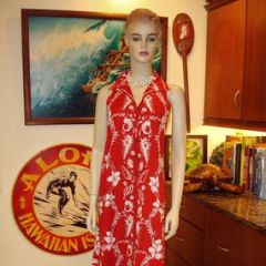 Dano Liberty House Seashell Maui Towns Dress